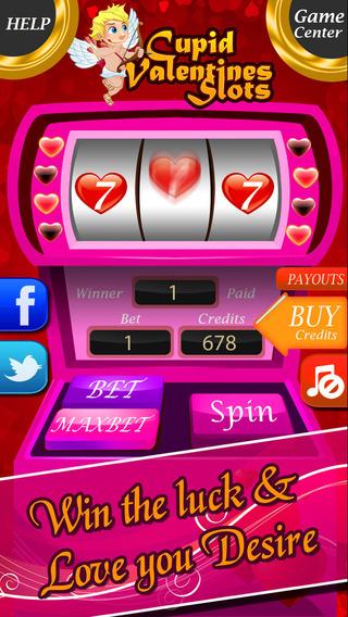 Cupid Valentines Slots