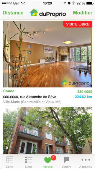 Download duproprio mobile ios apps 4109318 mobile9 for Acheter une maison au canada conditions