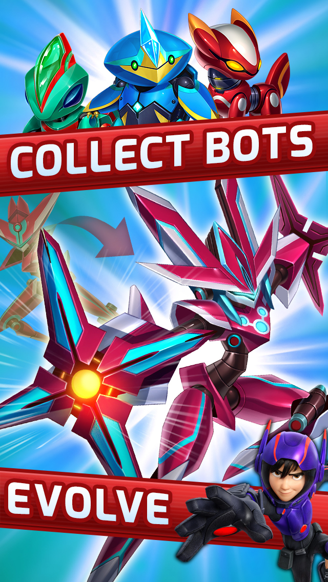 big hero 6 v2 Big hero 6: bot fight mod v267 apk by apkobbcom get ready to bot fight continue the journey with baymax, hiro and the rest of the big hero 6 team in an epic match.