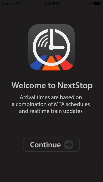 NextStop - NYC Subway iPhone Screenshot 5