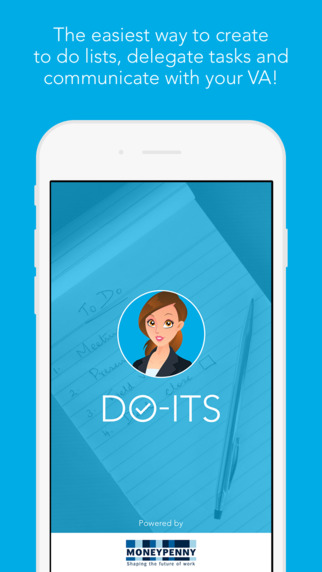 Moneypenny do-its app