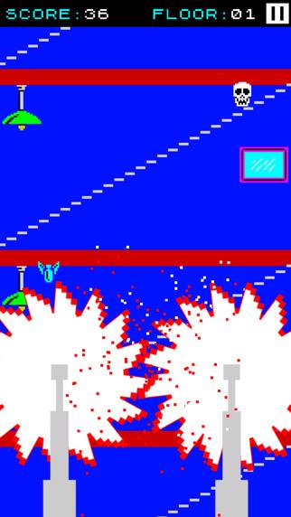 ZX Stairway Rush - Spectrum Nostalgia