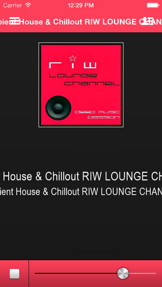 Ambient House Chillout RIW LOUNGE CHANNEL