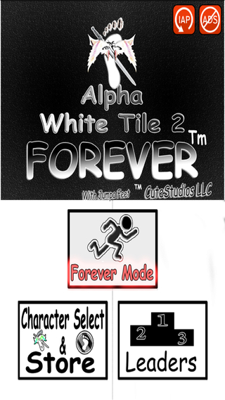 Alpha White Tile 2 Forever-Dont Step on White Tiles Challenge adventure