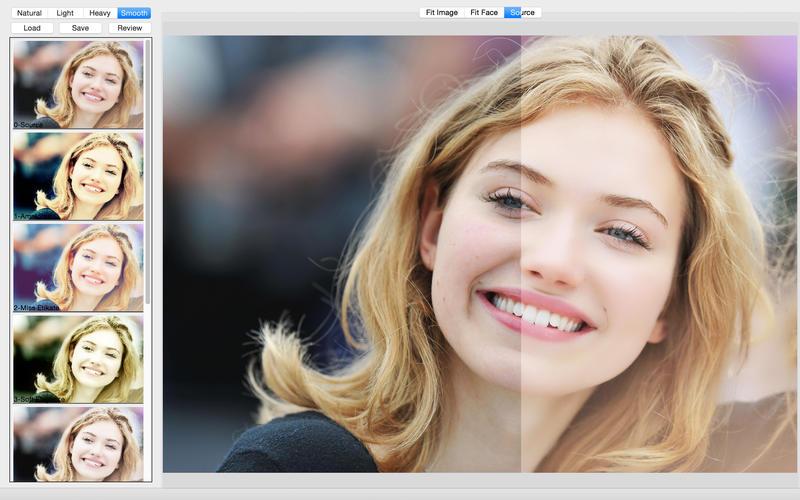 Portrait Retouch Screenshot - 4