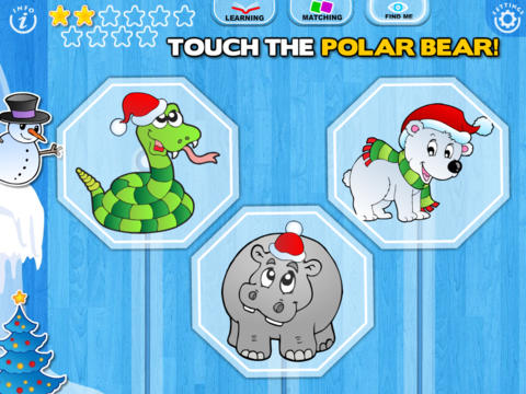 Abby – Amazing Farm and Zoo Winter Animals Games screenshot 3