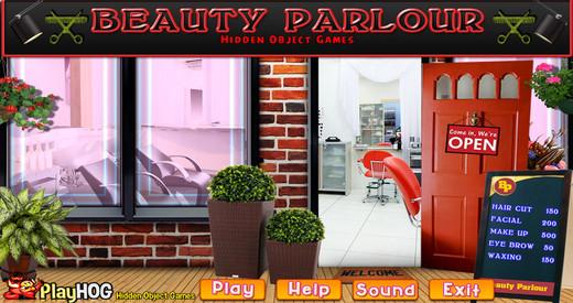 Beauty Parlour - Free Hidden Object Games