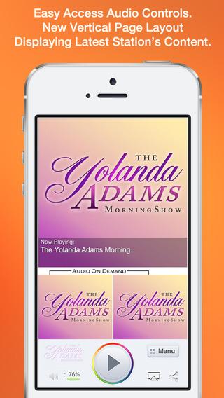The Yolanda Adam's Morning Show