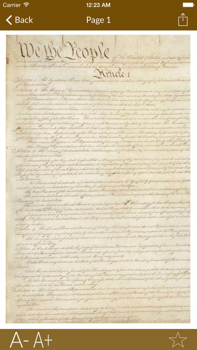 a history of the federalist papers on the american constitution Teaching american historyorg   federalist papers federalist no 1  a view of the constitution of the judicial department in relation to the tenure of good.