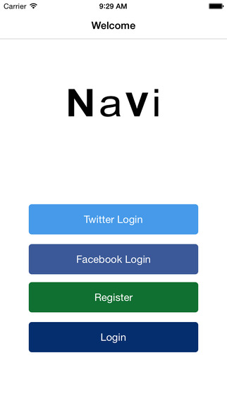 Navi - The Messenger that Feeds