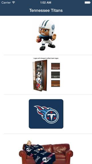 FanGear for Tennessee Football - Shop Titans Apparel Accessories Memorabilia