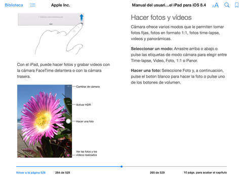 manual del usuario del ipad para ios 8 1 por apple inc en manual usuario ipad pro 10.5 ipad a1337 manual usuario
