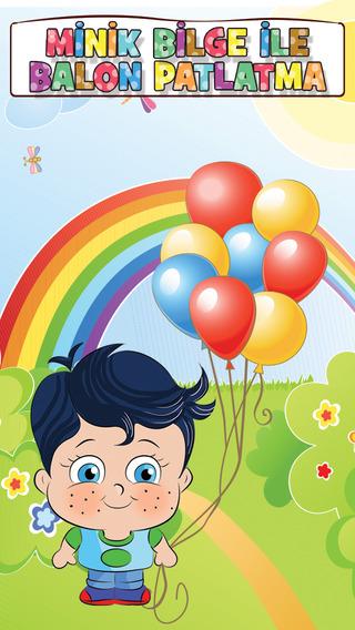 Minik Bilge ile Balon Patlatmaca - Eğitici Çocuk Oyunu