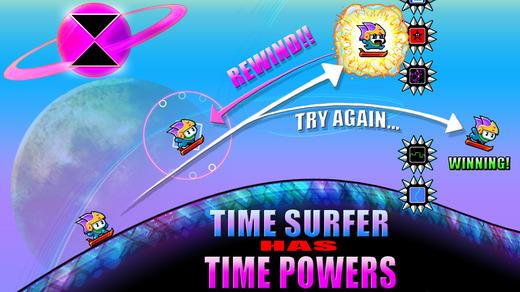 Time Surfer – 时空冲浪手[iOS]丨反斗限免