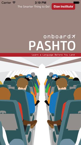 Onboard Pashto