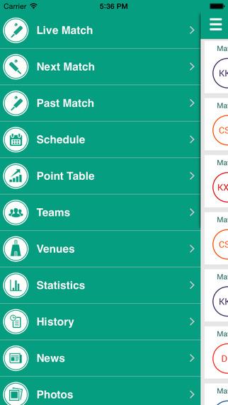 IPL 2015 Live score