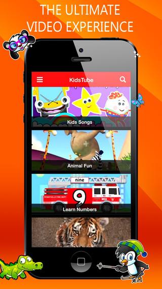 KidsTube - TV for Kids
