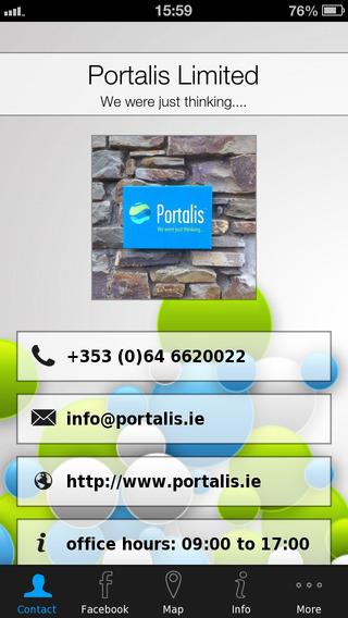 Portalis Limited