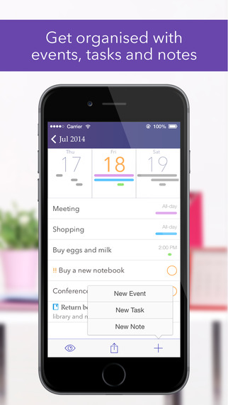Planner Plus - Daily Schedule Task Manager Personal Organizer