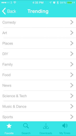 Viral Ringtones Maker Pro - Create Free Ringtones Alert Tones for iOS8