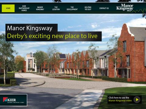 Kier Living – New homes search