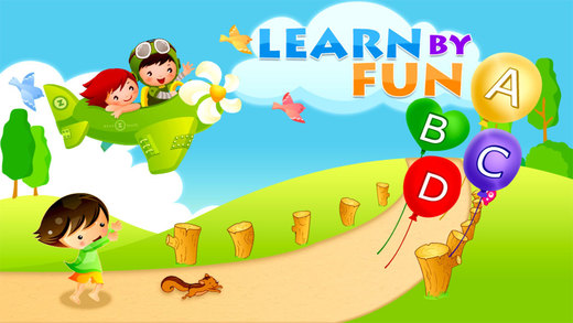 Learn By Fun ABCD
