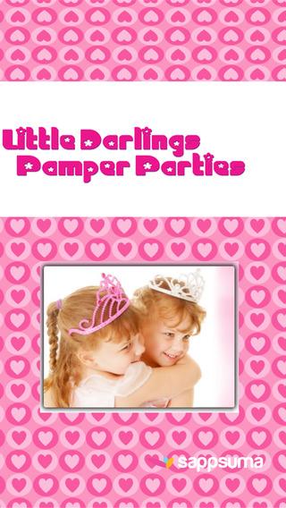 Little Darlings Pamper Parties