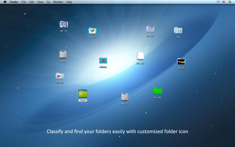 Folder Color Screenshot - 5