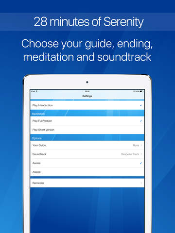 Complete Relaxation: Guided Meditation for a Calm, Stress Free Life screenshot