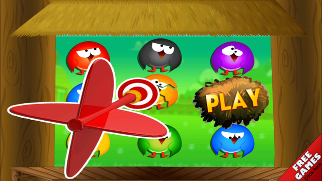 Bubble Chicken Shooter: Super Bird Buster