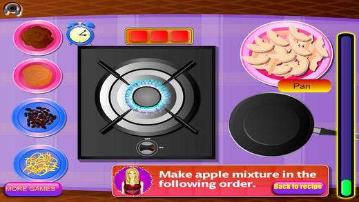Apple Pie for Girl