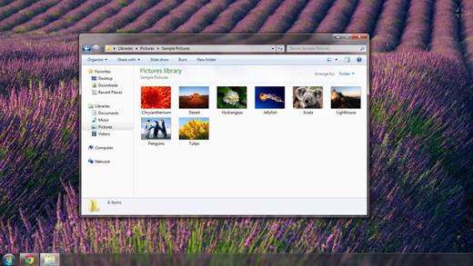 Chrome Remote Desktop Screenshot