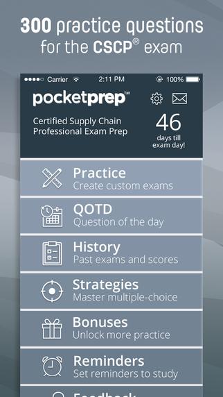 APICS® CSCP Exam Prep 2015