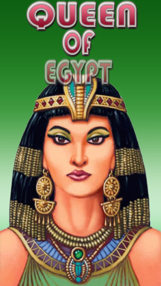 Queen Of Egypt Solitaire Slots