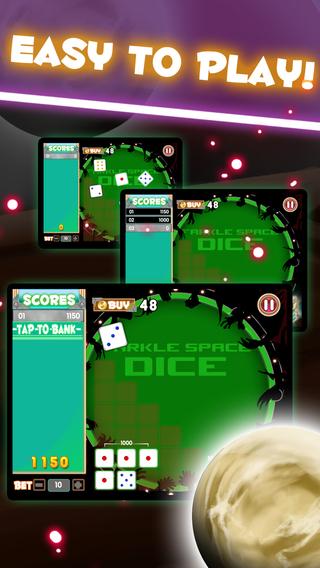 Farkle Space Dice - Fanatic boardgame