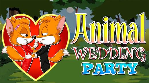Animal Wedding Party
