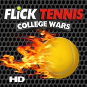 SPG Game – Flick Tennis HD [iPad]