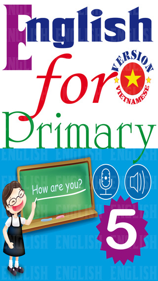 English for Primary 5 - Tiếng Anh Tiểu học 5 Anh - Việt