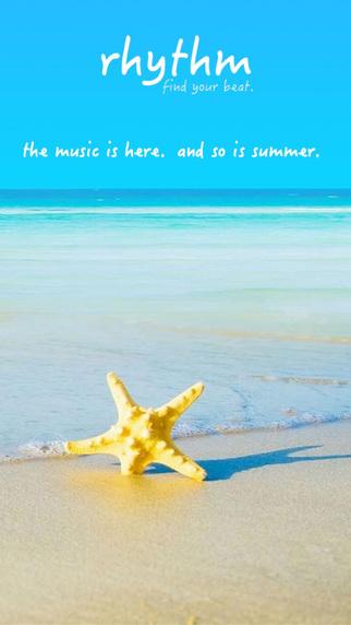 Rhythm - Find Your Summer Beat