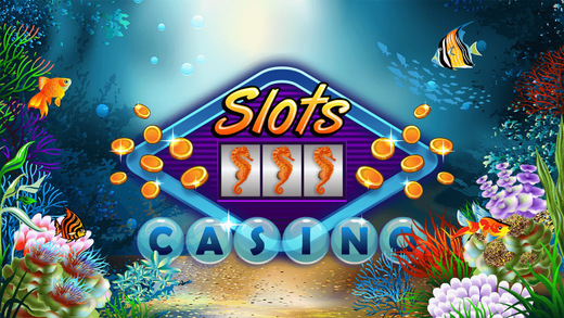 Slots Underwater World - Casino Slots