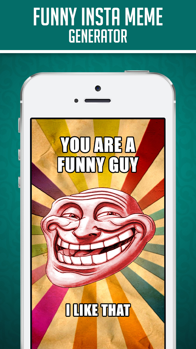 Funny Meme Apps For Iphone : Funny insta meme generator make custom memes with lol