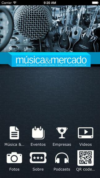 Musica Mercado Brasil