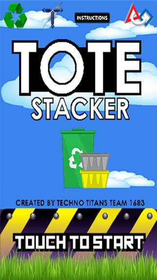 Tote Stacker: FRC 2015 Game