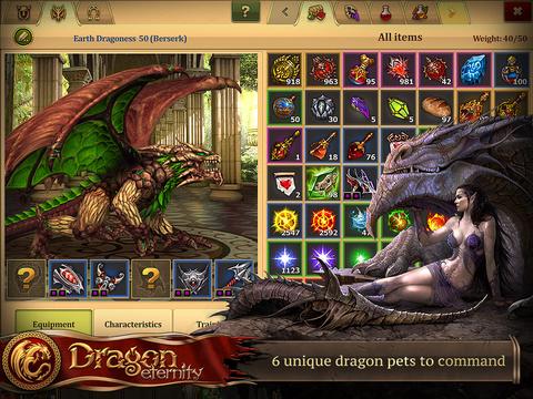 Dragon Eternity screenshot