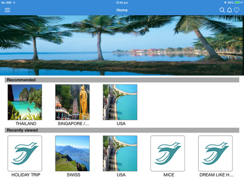 Classic Tours And Travels iPad Version