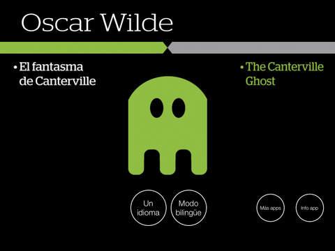 TWIN BOOKS Oscar Wilde - El fantasma de Canterville