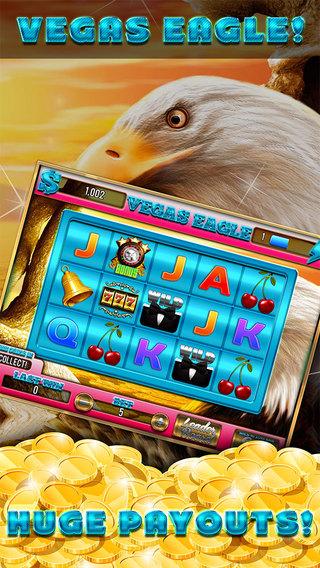 Vegas Eagle Slots - Best Slots Star Casino Mania