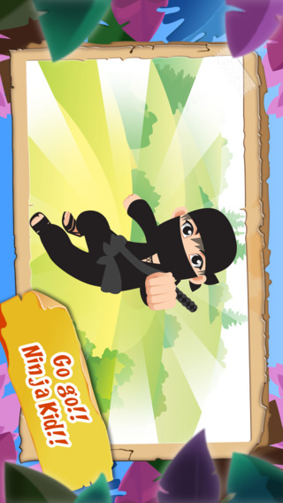 Amazing Ninja Kid Free - Learn to Dominate The Sky