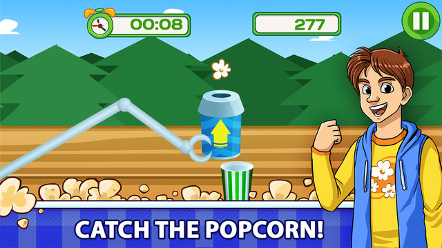 Catching Popcorn