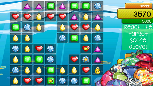 Age of Gems: Covet Jewels Game